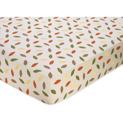 Forest Friends Fitted Crib Sheet