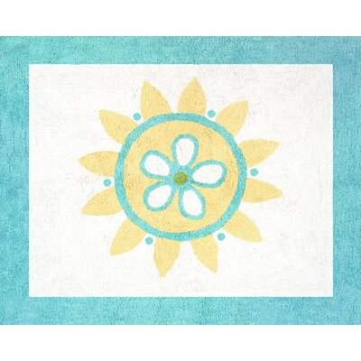 Sweet Jojo Designs Layla Collection Floor Rug