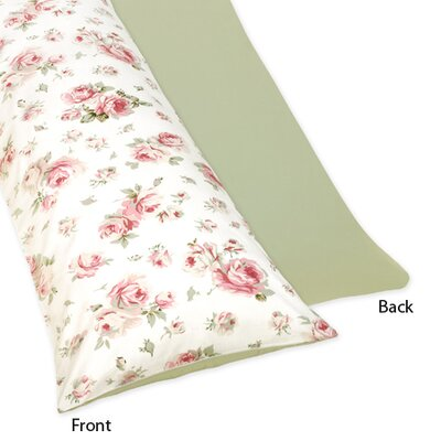 Riley's Roses Collection Body Pillow Case