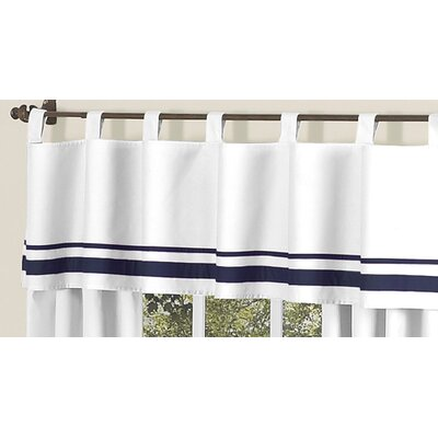 Sweet Jojo Designs Hotel Cotton Curtain Valance