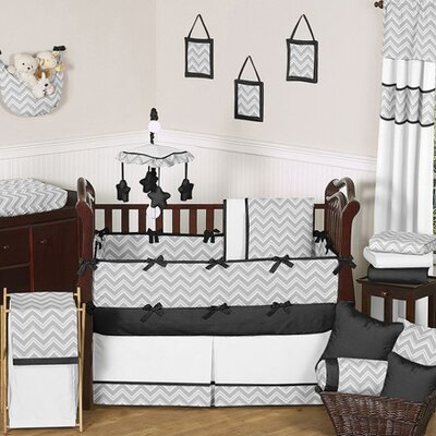 Sweet Jojo Designs Zig Zag Crib Bedding Collection