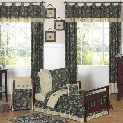 Sweet Jojo Designs Camo Toddler Bedding Collection
