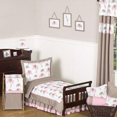 Sweet Jojo Designs Elephant Toddler Bedding Collection