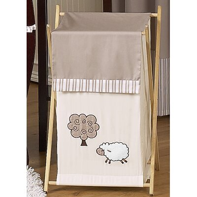Lamb Laundry Hamper