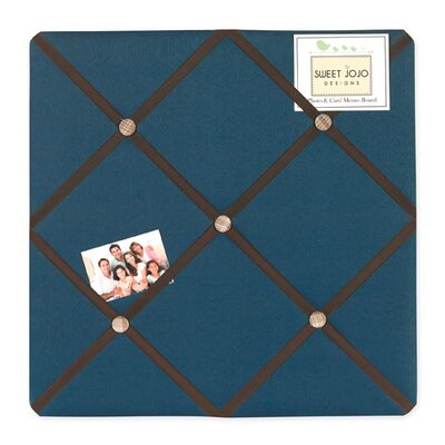 Sweet Jojo Designs Construction Collection Memo Board