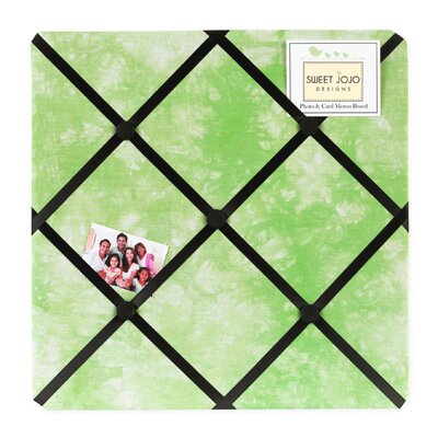 Sweet Jojo Designs Peace Green Collection Memo Board