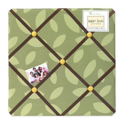 Sweet Jojo Designs Jungle Time Collection Memo Board
