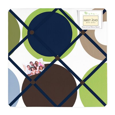 Sweet Jojo Designs Designer Dot Collection Memo Board
