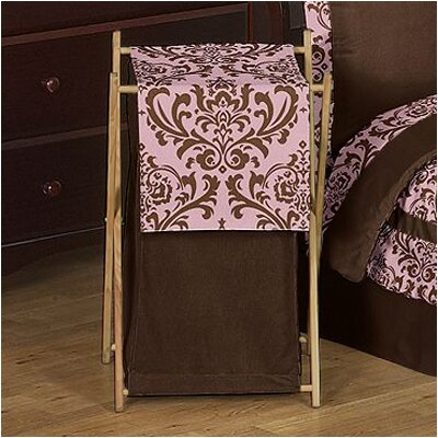 Sweet Jojo Designs Nicole Laundry Hamper