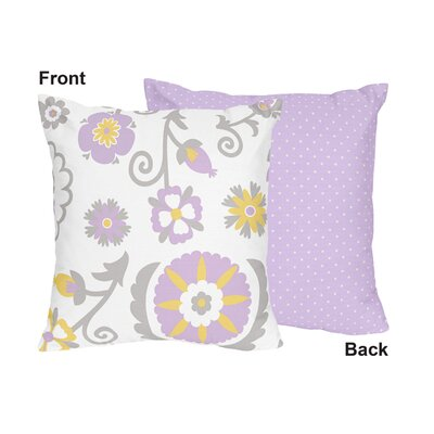 Suzanna Cotton Decorative Pillow