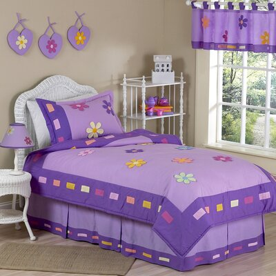 Sweet Jojo Designs Daisies Danielle's Kid Bedding Collection