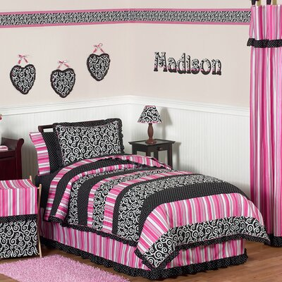 Sweet Jojo Designs Madison Kid Bedding Collection