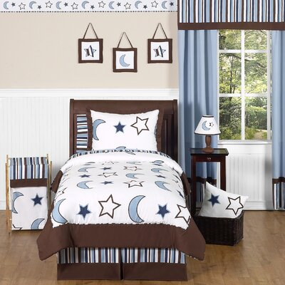 Sweet Jojo Designs Starry Night Comforter Set