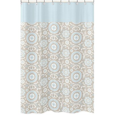Hayden Cotton Shower Curtain