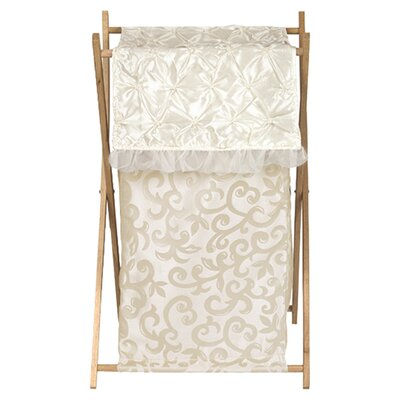 <strong>Sweet Jojo Designs</strong> Victoria Laundry Hamper