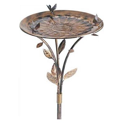 "Opus 14.5"" Avant Garden Standing or Hanging Bird Bath"