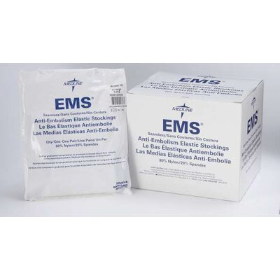 Medline Knee Length Anti-Embolism Stocking