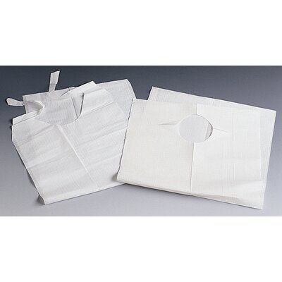 Medline Disposable Slip On Bib