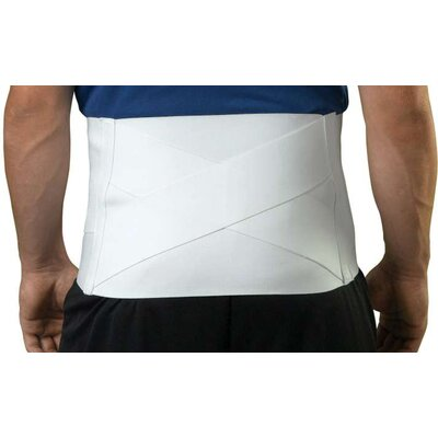 Medline Elastic Criss-Cross Back Support