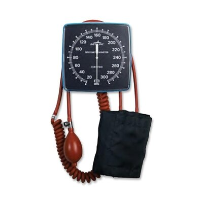 Medline Nite-Shift Wall Mount Aneroid Sphygmomanometer