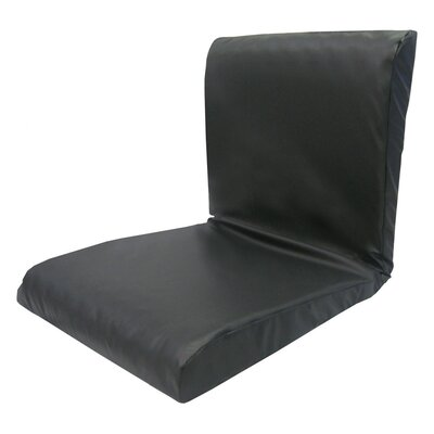 Medline Therapeutic Foam Seat and Back Cushion