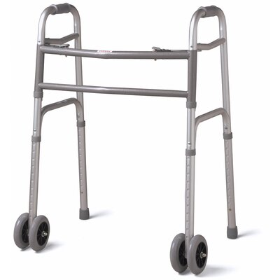 Bariatric Folding Walker with 5