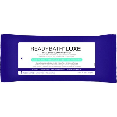 ReadyBath Premium Washcloths (Set of 24)