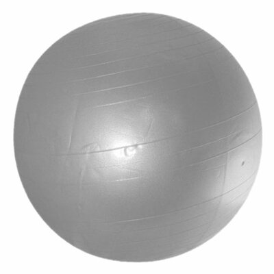 Anti Burst and Slow Leak Deluxe Yoga Ball