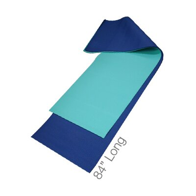 "Yoga Direct 0.25"" Extra Long Yoga Mat"
