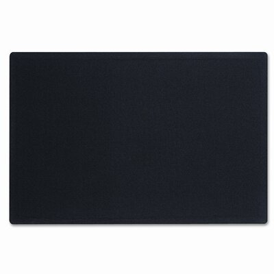 Quartet® Oval Office Fabric Bulletin Board, 36 X 24