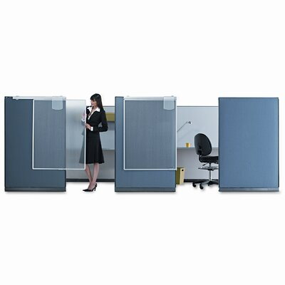 Quartet® Workstation Privacy Screen, 36w x 48h