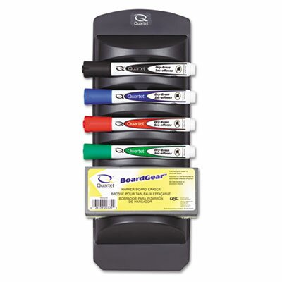 Quartet® Dry Erase Marker Caddy Kit (Set of 8)