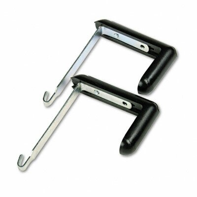 Quartet® Adjustable Cubicle Hangers (Set of 2)