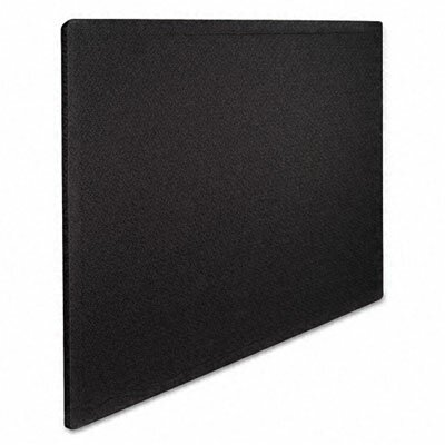 Quartet® Oval Office Fabric Bulletin Board 36 x 48