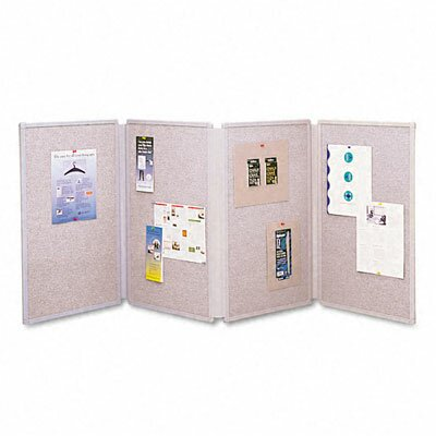 Quartet® Tabletop Display Presentation Board