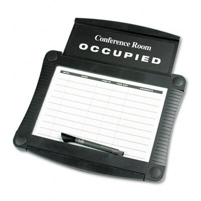 Quartet® Dry-Erase Conference Room Scheduler