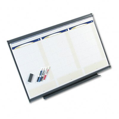 Quartet® 2 / 3 Month Erasable Modular Wall Calendar