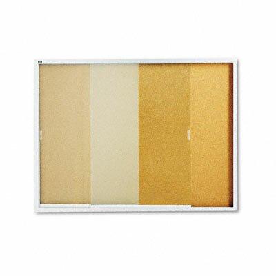 Quartet® Enclosed Bulletin Board