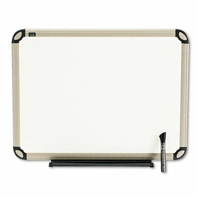 "Quartet® Total Dry Erase Board, 24"" Wide"