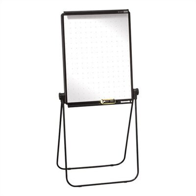 "Quartet® Total Erase Presentation 5' 10"" x 2' 2"" Whiteboard"