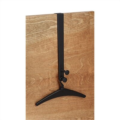 Quartet® Over the Door Double Hook with 2 Hangers