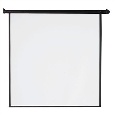 Quartet® Matte White Electric Projection Screen