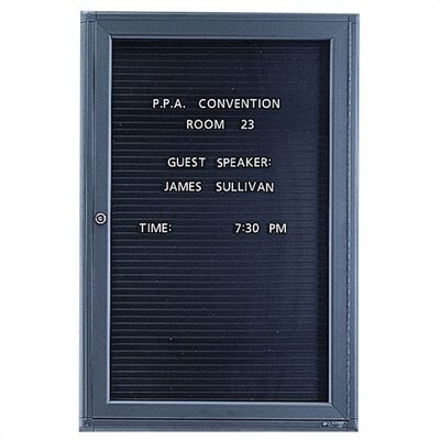 Quartet® Enclosed Magnetic Directory