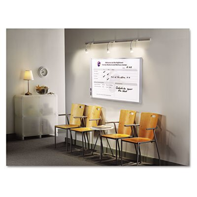 "Quartet® Inview 23"" Wide Custom Whiteboard"