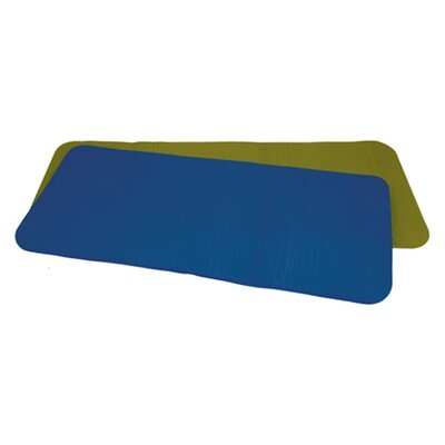 Deluxe Pilates / Fitness Mat in Ocean Blue