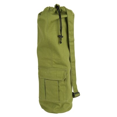 Fitness Mat Bag in Forest