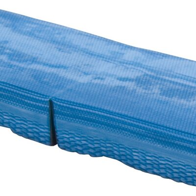 Eco Wise Fitness Folding Balance Beam in Marble Blue