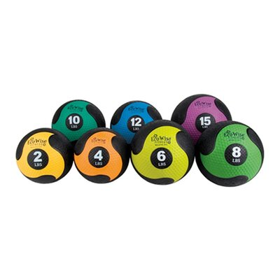 <strong>Eco Wise Fitness</strong> Deluxe Medicine Ball