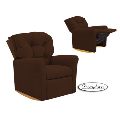 Dozy Dotes Four Button Rocker Kid's Recliner