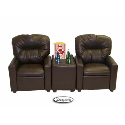 Theater Seating Kid's Recliner